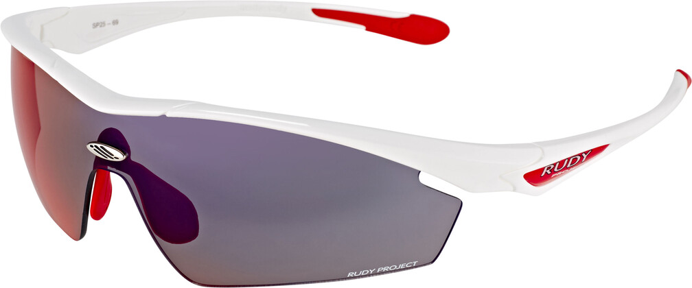 Rudy Project Spaceguard - Lunettes cyclisme - photoclear blanc 2016 Lunettes XOys4X9SDe